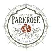 Historic Parkrose | Portland, Oregon Mobile Logo