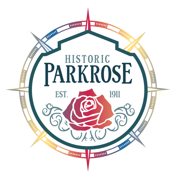 Historic Parkrose | Portland, Oregon Logo